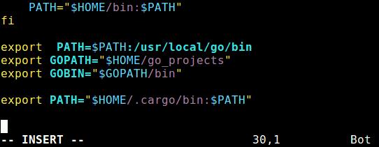 linux path