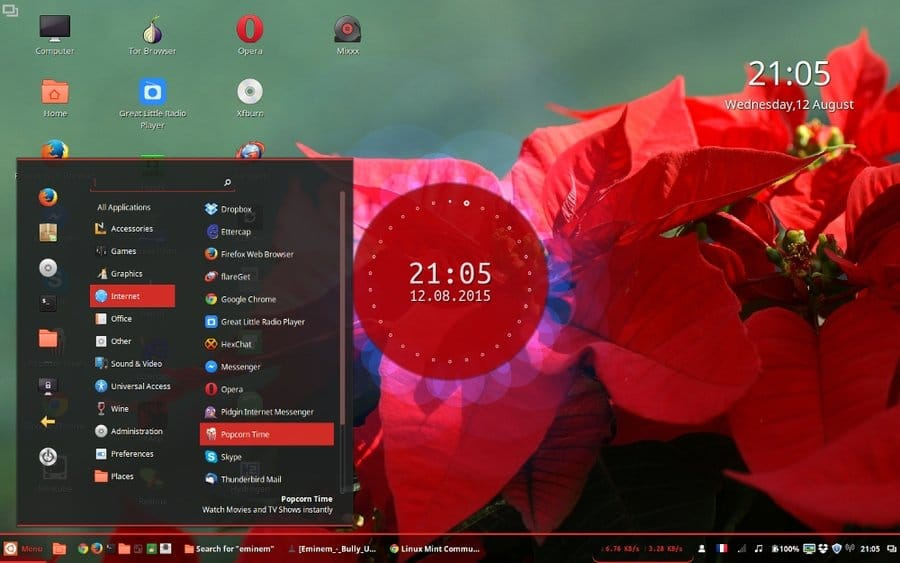 YouTube - Linux Mint Themes