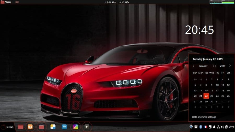 Zorin OS Red