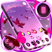 Butterfly Launcher Theme