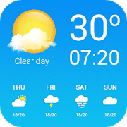 Weather app, weather apps for Android