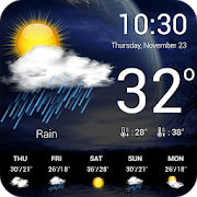 Weather Forecast, weather apps for Android