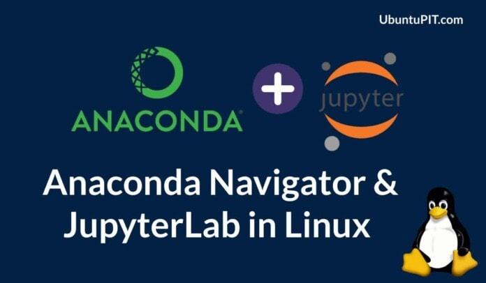 anaconda-navigator-jupyterlab-linux