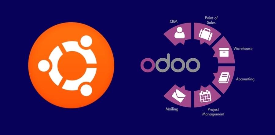 odoo on Ubuntu