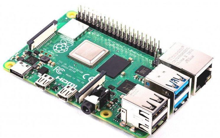 raspberry-pi-4 ubuntu