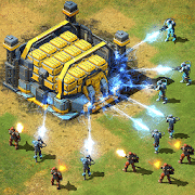 Battle For The Galaxy_Army war game