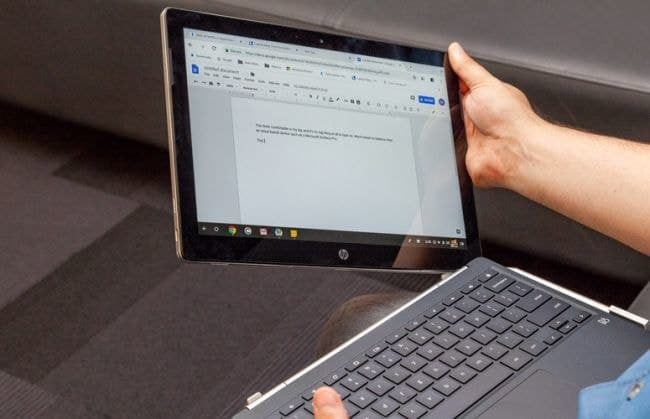 HP Chromebook x2 Image 2