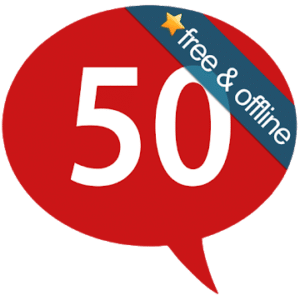 Learn 50, Language Learning Apps for Android
