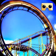 VR Rollercoaster Train Simulator