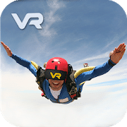 Skydiving VR android app