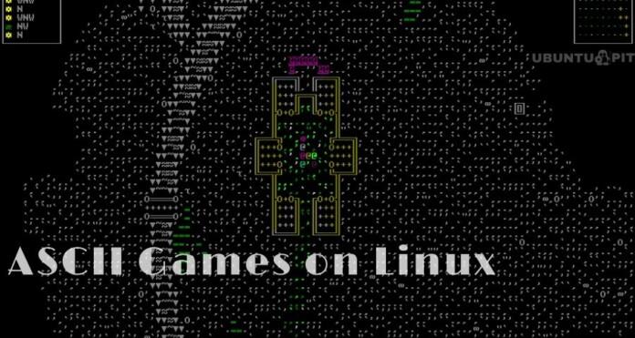 Best ASCII Games on Linux