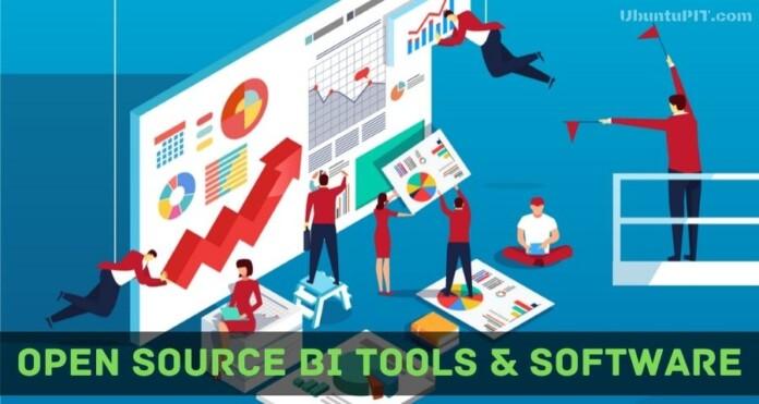 Best Open Source BI Tools and Software