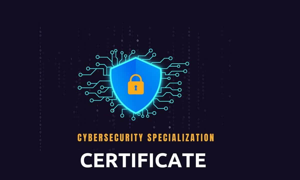 CYBER SECURITY Specialization