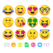 New Emojis for Android 8, emoji apps for Android