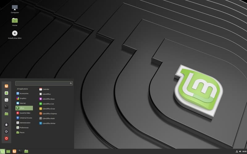 linux_mint - ubuntu derivatives