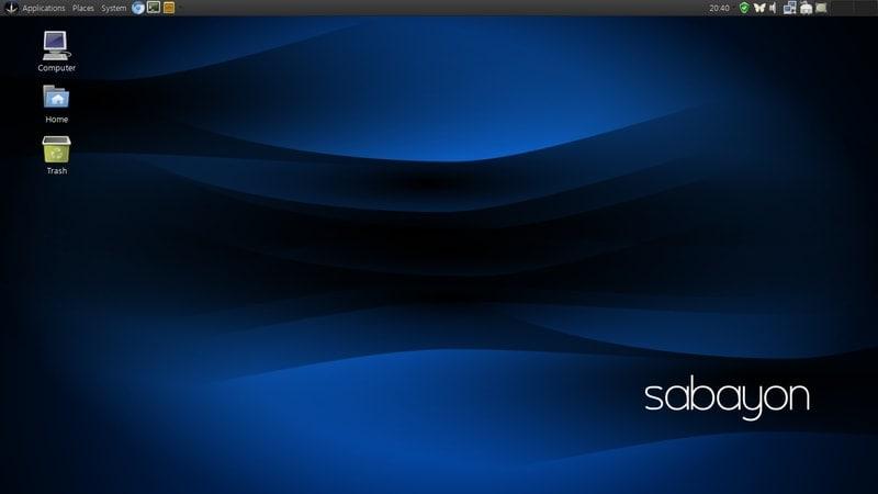 sabayon - Gentoo Linux derivatives