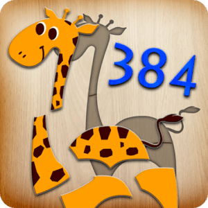 384 Puzzles, kids apps for android