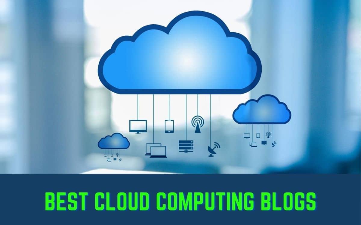 top cloud computing blogs