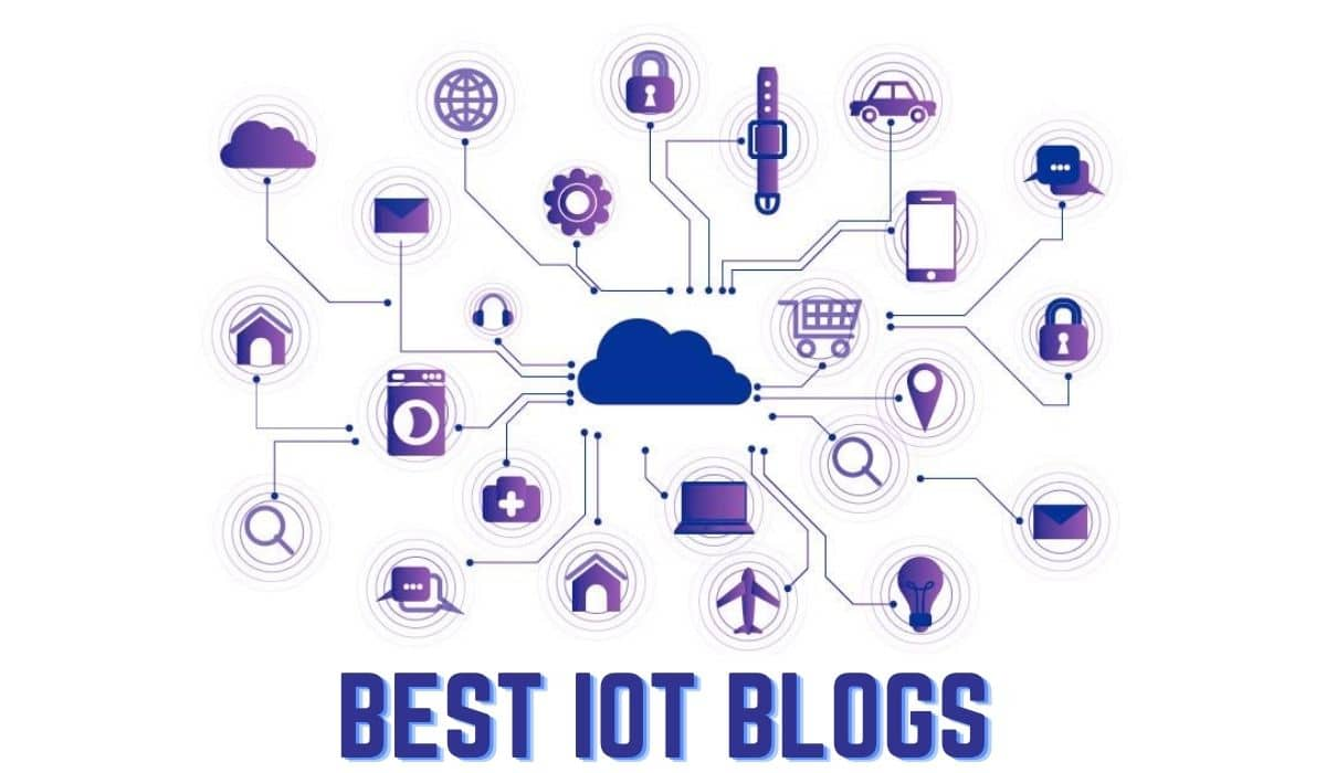 top 50 IoT Blogs