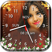 Clock Live Wallpaper - Analog, Digital Clock