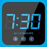 Digital Alarm Clock- Clock app for android
