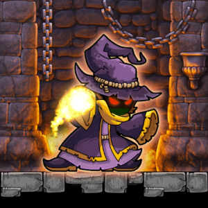 Magic Rampage, platform games for Android