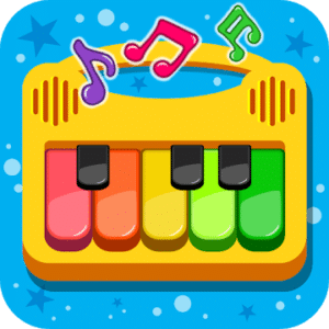 Piano Kids, kids apps for android