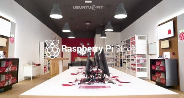 Raspberry Pi Stores Available