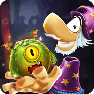 Rayman Adventures, platform games for Android