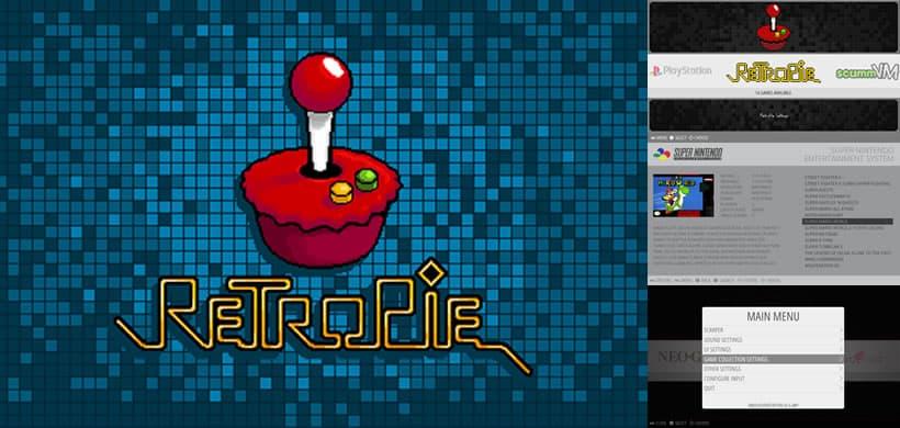 Raspberry Pi Emulator - RetroPie