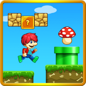Victo's World, platform games for Android
