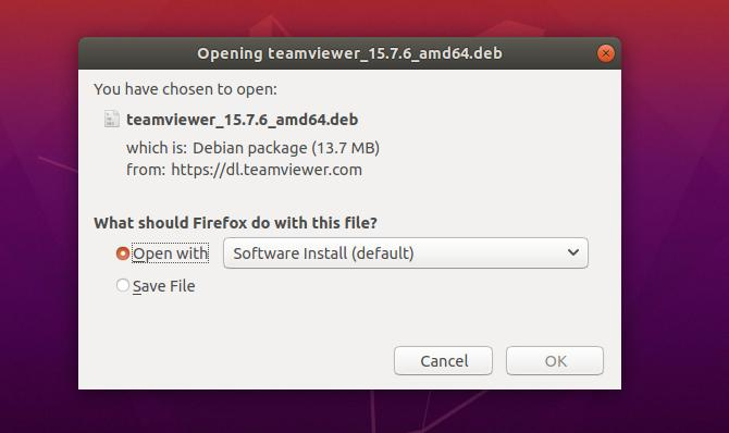 download deb teamviewer for ubuntu