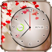 Clock Live Wallpaper- Clock app for Android