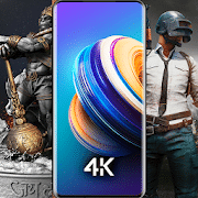 4K Wallpapers - HD & QHD Backgrounds- wallpaper app for android