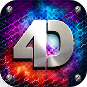 Live Wallpapers 4Κ & Backgrounds 3D/HD: GRUBL™-wallpaper app for android