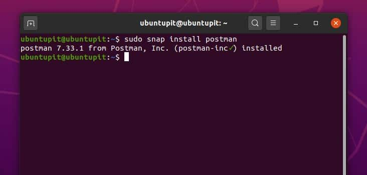 How to Install Postman on Linux Desktop