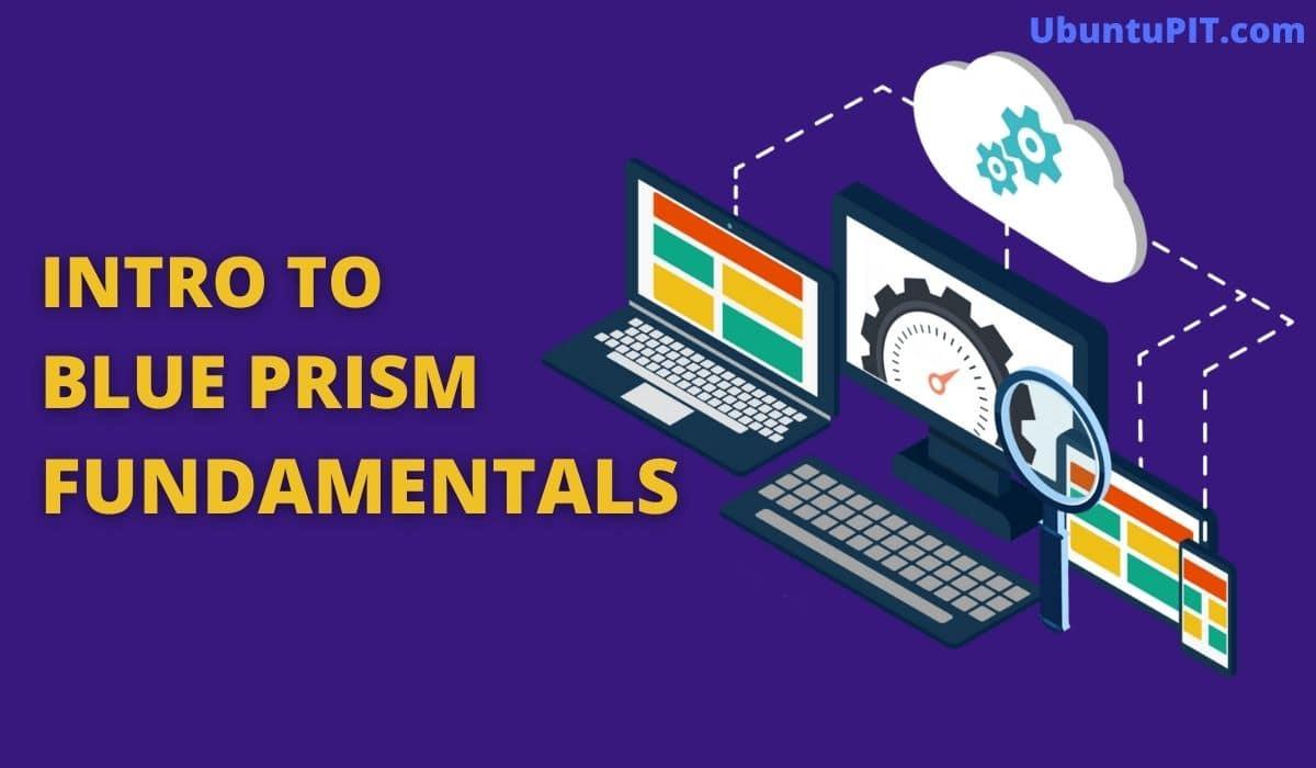 BLUE PRISM CERTIFICATIONS FOR FUNDAMENTALS