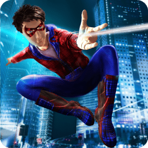 Flying Spider Boy, Spiderman game for Android