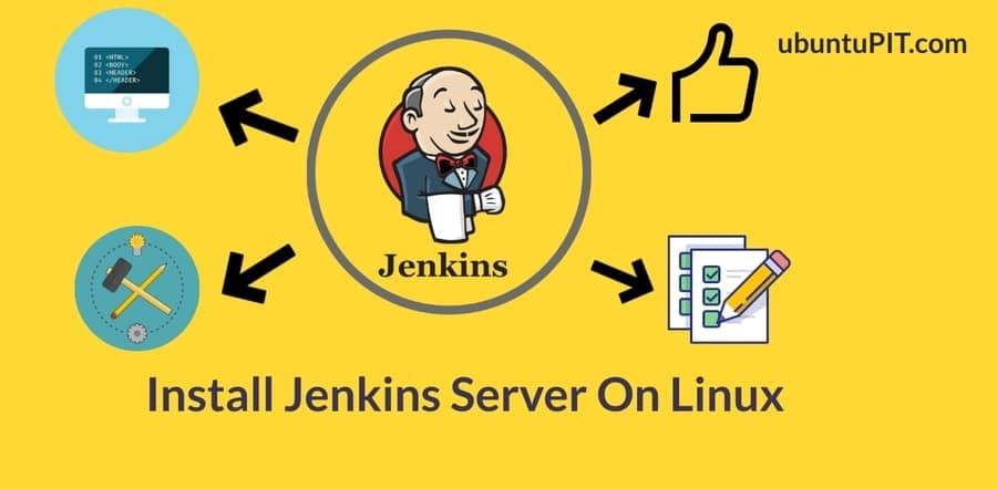 Install Jenkins Server On Linux