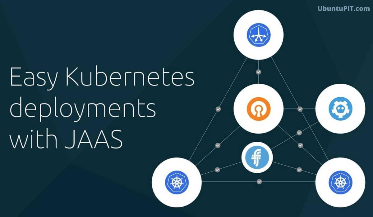 JUJU kubernetes tools for deployments