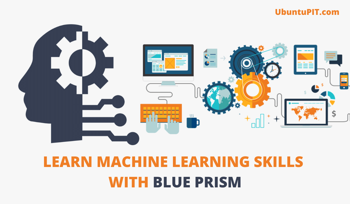 Learn RPA automation with Machine Learning