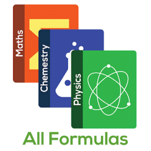All Formulas, science apps for Android