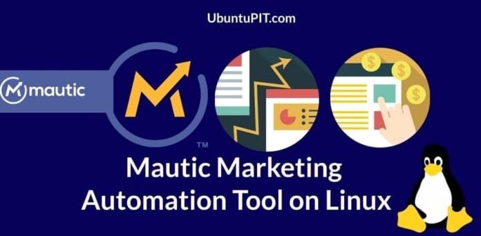 Mautic Marketing Automation Tool