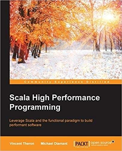 Scala High-Performance Programming