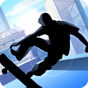 Shadow Skate, skateboarding games for Android