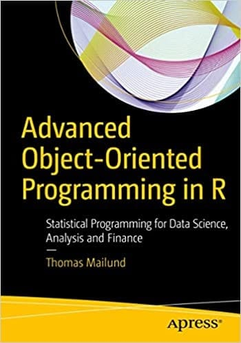 advanced object oriented programming with R