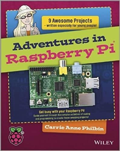 1. Adventures in Raspberry Pi