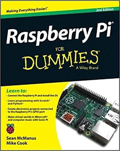 11. Raspberry Pi For Dummies