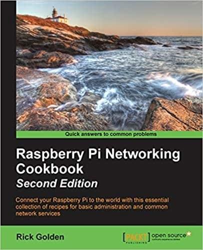 14. Raspberry Pi Networking Cookbook