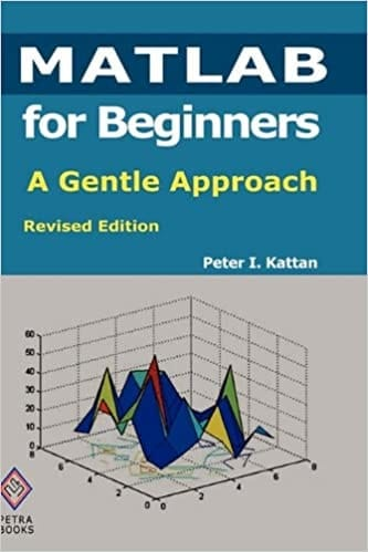 15. MATLAB for beginners